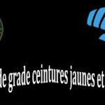 STAGE ET EXAMEN DE GRADE 1 ÈRE SESSION 14 ET 15 DÉCEMBRE 2019